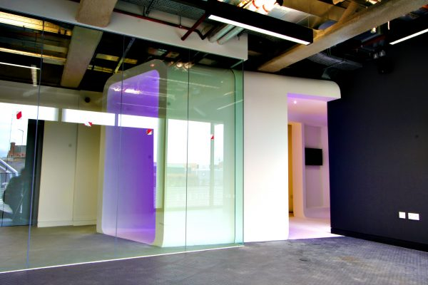 demountable partitioning