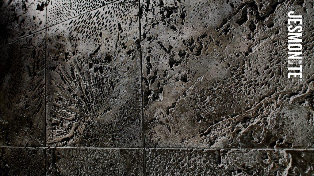 GRC Stone Cladding Jesmonite Coral Surface