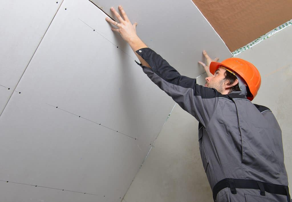 dry lining contractor