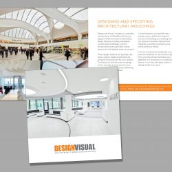 Image of Design and Visual Concepts Architectural Mouldings brochure