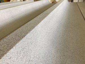 Jesmonite AC730 moulding surface detail